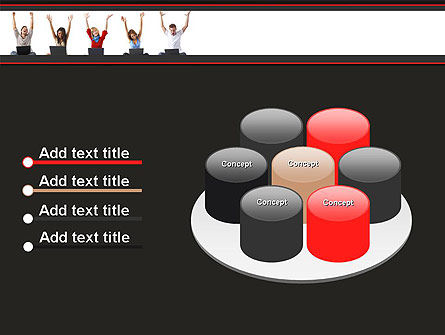 Social Bookmarking PowerPoint Template Slide 12
