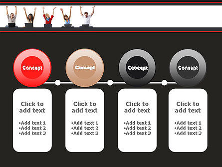 Social Bookmarking PowerPoint Template Slide 5