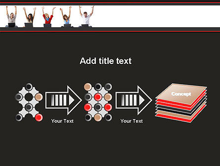 Social Bookmarking PowerPoint Template Slide 9