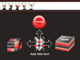 Social Bookmarking PowerPoint Template#19
