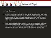 Social Bookmarking PowerPoint Template#2