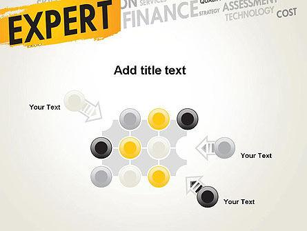 Business Expert PowerPoint Template Slide 10