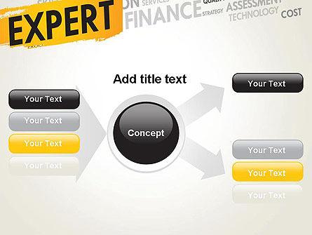 Business Expert PowerPoint Template Slide 15