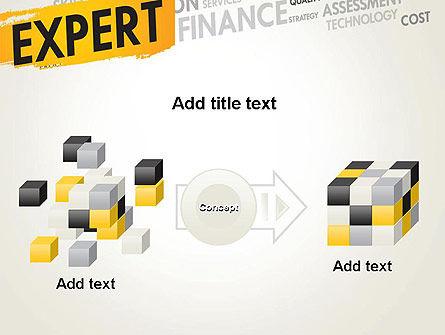 Business Expert PowerPoint Template Slide 17