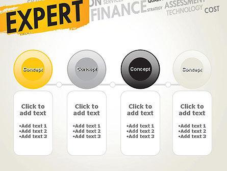 Business Expert PowerPoint Template Slide 5