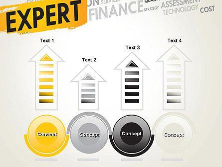 Business Expert PowerPoint Template Slide 7