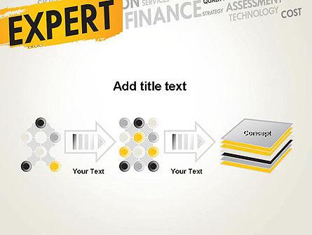 Business Expert PowerPoint Template Slide 9