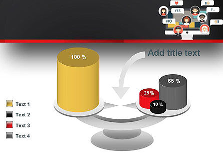 Social Marketing PowerPoint Template Slide 10