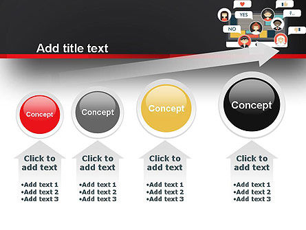 Social Marketing PowerPoint Template Slide 13