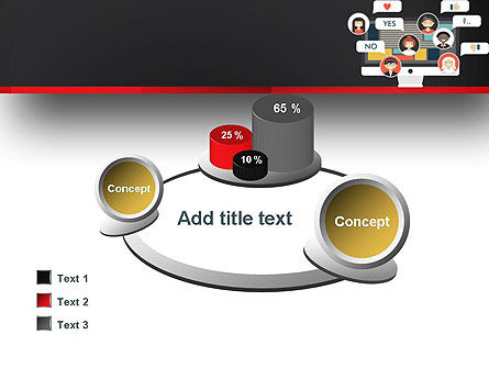 Social Marketing PowerPoint Template Slide 16