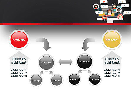 Social Marketing PowerPoint Template Slide 19
