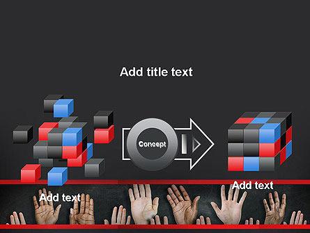 Start Up Concept PowerPoint Template Slide 17