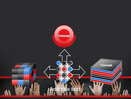 Start Up Concept PowerPoint Template Slide 19