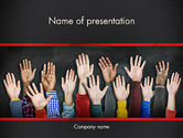 Careers/Industry: Start Up Concept PowerPoint Template #13474