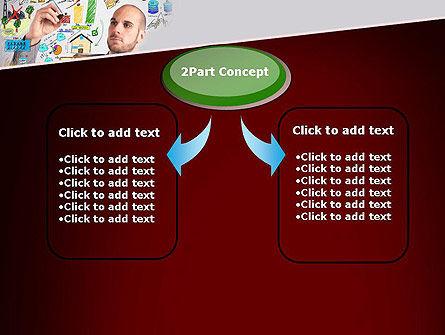 Ingenious PowerPoint Template, Slide 4, 13475, Business Concepts — PoweredTemplate.com