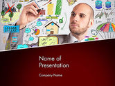 Business Concepts: Ingenious PowerPoint Template #13475