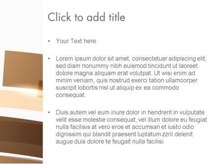 Orbital Abstract PowerPoint Template, Slide 3, 13476, Abstract/Textures — PoweredTemplate.com