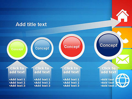 Customer Support Concept Presentation PowerPoint Template Slide 13