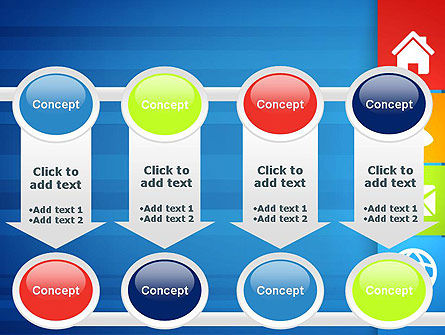 Customer Support Concept Presentation PowerPoint Template Slide 18