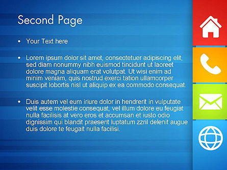Customer Support Concept Presentation PowerPoint Template Slide 2