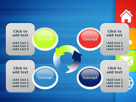Customer Support Concept Presentation PowerPoint Template Slide 9