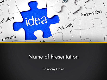 Imagination Marketing PowerPoint Template, 13478, Business Concepts — PoweredTemplate.com