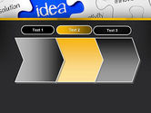 Imagination Marketing PowerPoint Template#16