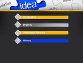 Imagination Marketing PowerPoint Template#3