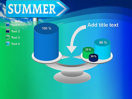 Summer Sign PowerPoint Template Slide 10