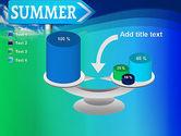 Summer Sign PowerPoint Template#10