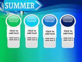 Summer Sign PowerPoint Template#5