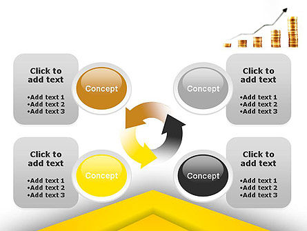Growth Funds PowerPoint Template Slide 9