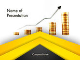 Financial/Accounting: Growth Funds PowerPoint Template #13486