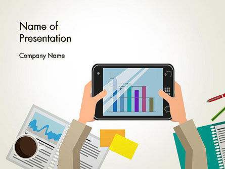 Company Performance Analysis PowerPoint Template, 13487, Consulting — PoweredTemplate.com