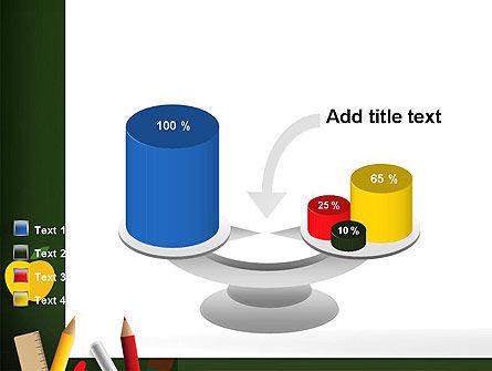 Preparing for School PowerPoint Template Slide 10