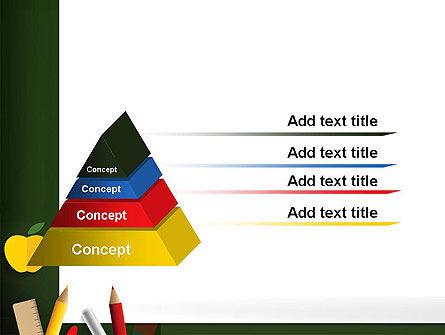 Preparing for School PowerPoint Template Slide 12