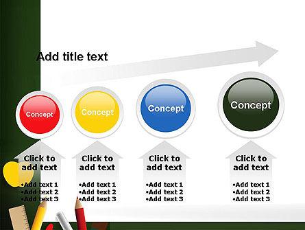 Preparing for School PowerPoint Template Slide 13