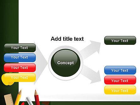 Preparing for School PowerPoint Template Slide 14