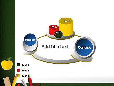 Preparing for School PowerPoint Template Slide 16