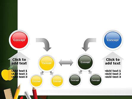 Preparing for School PowerPoint Template Slide 19