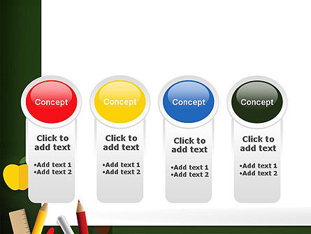 Preparing for School PowerPoint Template Slide 5