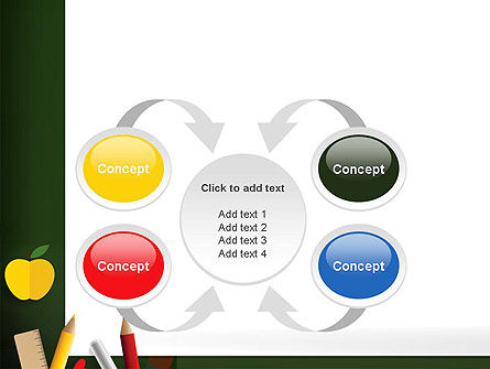 Preparing for School PowerPoint Template Slide 6