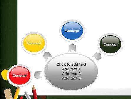 Preparing for School PowerPoint Template Slide 7