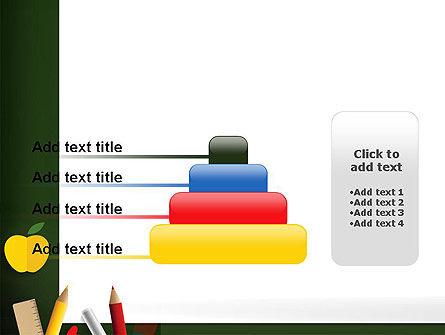 Preparing for School PowerPoint Template Slide 8