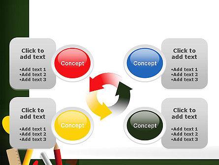 Preparing for School PowerPoint Template Slide 9