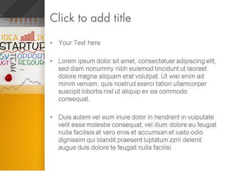Startup Plan PowerPoint Template, Slide 3, 13492, Business Concepts — PoweredTemplate.com