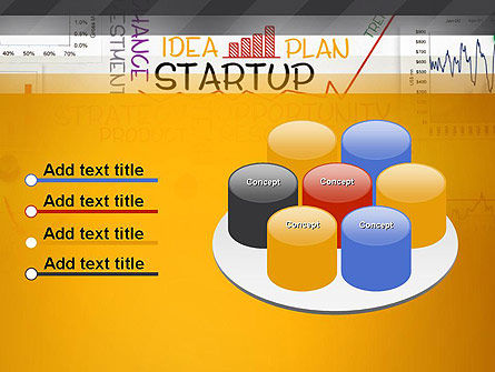 Startup Plan PowerPoint Template Slide 12
