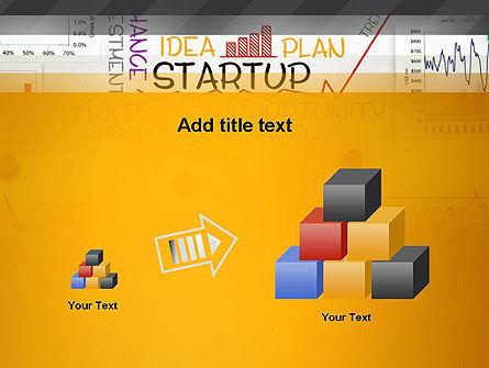 Startup Plan PowerPoint Template Slide 13