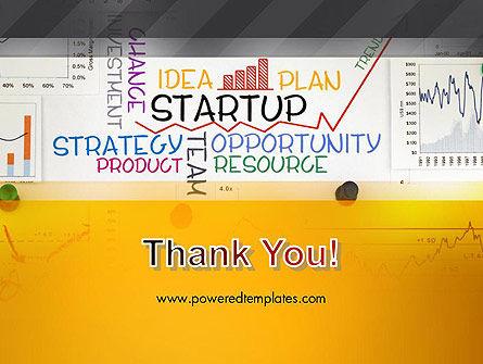 Startup Plan PowerPoint Template Slide 20