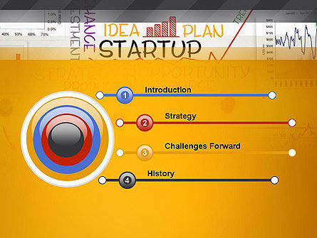 Startup Plan PowerPoint Template Slide 3